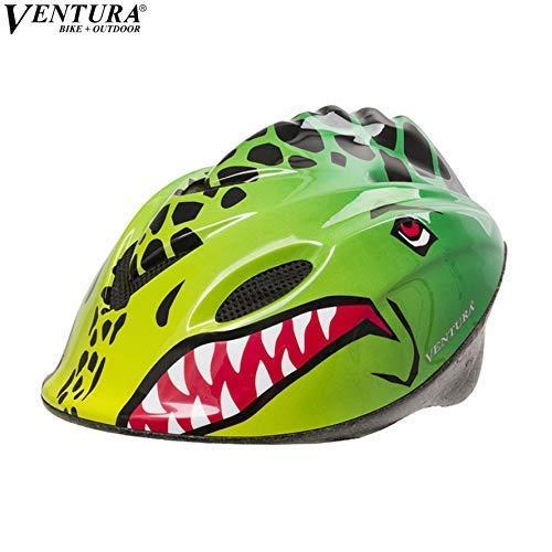 Ventura Fietshelm Kinderhelm T-Rex S
