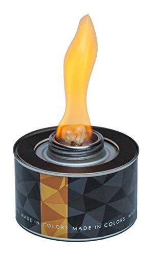 Made In Colors 400024056N–Fackel Sich aus einem Container aus Metall, 300ml, Orange