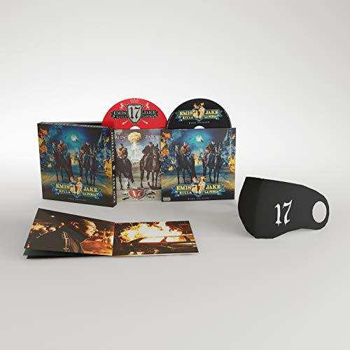17 Dark Edition 2CD + Mascherina 17 Dark Edition (2 CD)
