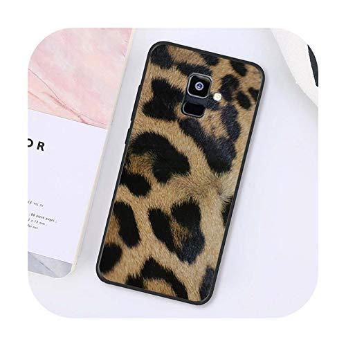 Phone cover Funda para teléfono Samsung Galaxy A7 A50 A70 A20 A30 A40 A8 A6Plus A8Plus A9 2018-A4-para A6