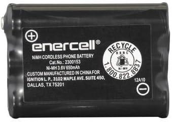 Enercell 3.6V/650mAh Ni-MH Cordless Phone Battery for AT&T (2300153)