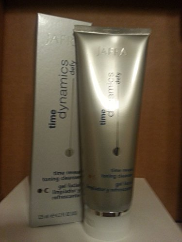 Jafra Time Dynamics Defy Time Reveal Toning Cleanser 4.2 Fl. Oz. by Jafra