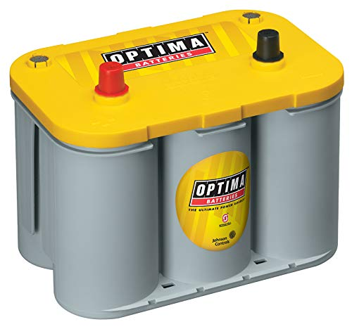 Optima Yellow Top YTS 4.2 AGM-Batterie, 55Ah 12V