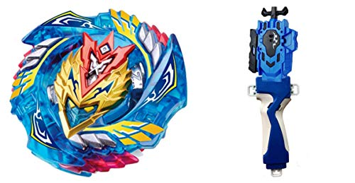 CHO Z Valkyrie Beyblade Update Series con Fighters Beyblade Burst B-127 Combinación de Voltear y lanzar en ambas direcciones (Combination E)