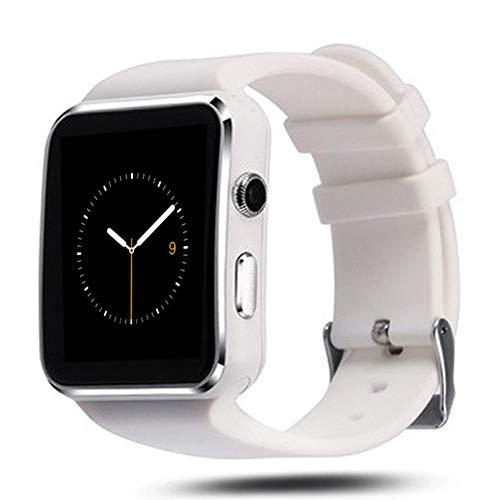 Pulsera Actividad A Prueba De Agua 5atm | Pulsera Inteligente Smartwatch | Health Tracker 1.5'Pantalla TáCtil Completa Con PodóMetro Contador De CaloríAs Para Android | Sport Band