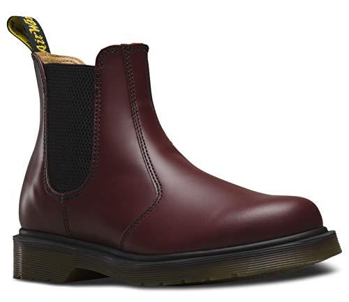 Dr. Martens 2976 Chelsea Boot Cherry red/Smooth, Größe:39