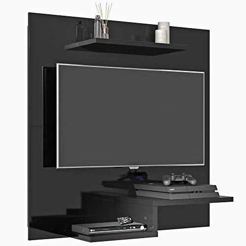 Painel Para TV Jet Plus - Preto Fosco - Lojas RPM
