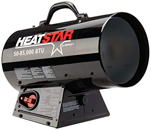 calefactor industrial fabricante Heatstar By Enerco
