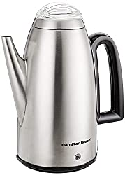 Hamilton Beach 12 Cup Electric Percolator Coffee Maker