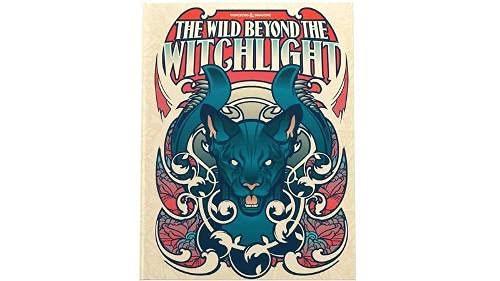D&D RPG WILD BEYOND WITCHLIGHT FEYWILD ADV HC