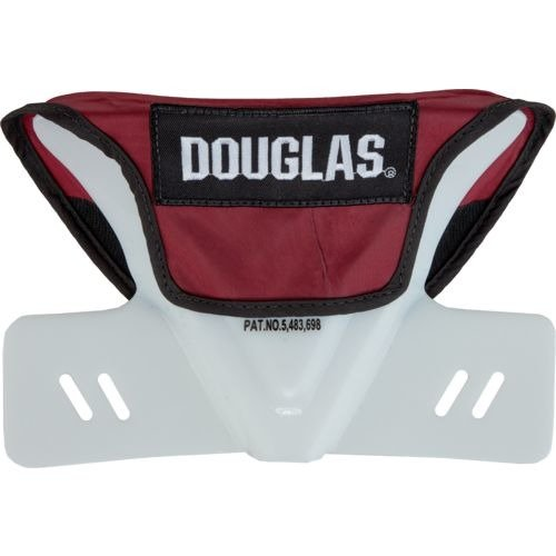 Douglas Football Butterfly Restrictor Cowboy Collar, Attach to Shoulder Pads