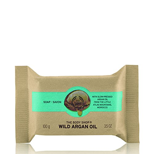 The Body Shop Wild Argan Oil Massage Soap by The Body Shop