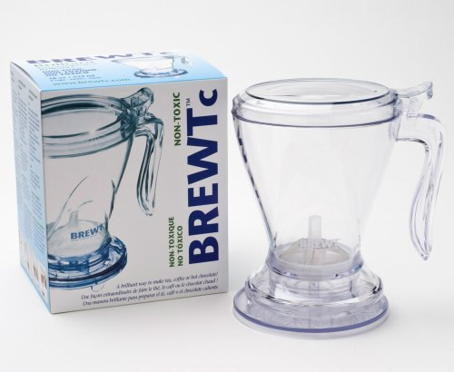 Brewt(TM) Teezubereiter 0,5l - Polycarbonat - BPA frei