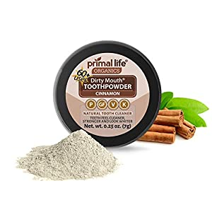 HAVE CLEANER AND STRONGER TEETH - Your mouth is exposed to different kinds of toxins every day. Dirty Mouth Tooth Powder takes the dirt out, so you can have cleaner, stronger, and healthier mouth and teeth. CHOOSE YOUR FLAVOR - Choose the flavor you ...