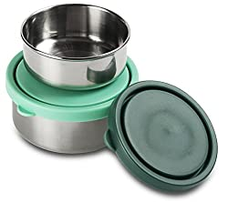 Non-toxic stainless steel food storage