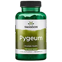 Swanson Pygeum 1000 mg 100 Caps.