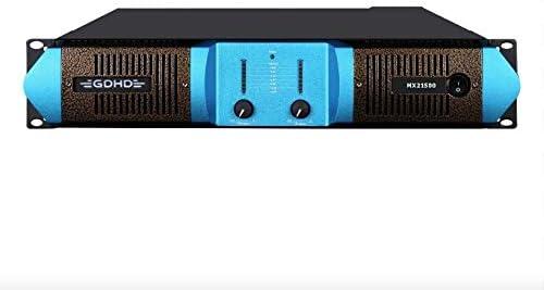Top 10 Best 1500w 8ohm amplifier