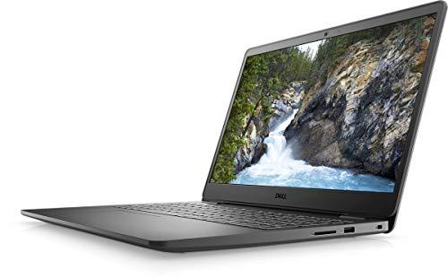 Dell Vostro 3500 - Ordenador portátil de 15.6 ' FullHD (Intel Core i5-1135G7, 8 GB RAM, 512 GB M2, gráfica Intel Iris Xe, Windows 10 Pro) Negro - Teclado QWERTY español