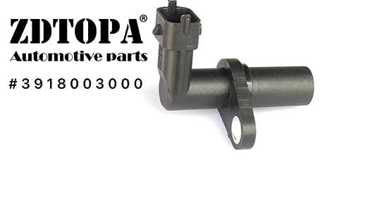 3918003000 Crankshaft Position Sensor Fits for Hyundai I10 I20 Kia Picanto Rio MK