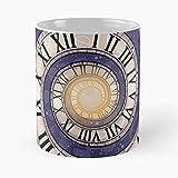 N\A Who Dr 12Th Doctorwho Doctor Drwho DW Capaldi Peter - La Migliore Tazza in Ceramica da 11 Once - Tazza Classica per caffè, tè, Cioccolato o Latte