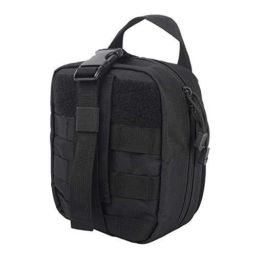 Tactical Molle Medische Rugzak Eerste Hulp Tas Universele Emergency Survival Pack Kleine Geneeskunde Divider Opslag Organizer