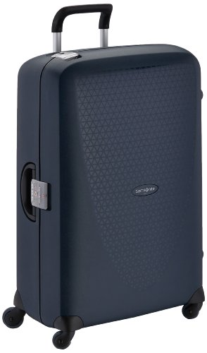 Samsonite Termo Young Spinner L Valigia, 78 cm, 88 L, Blu (Dark Blue)
