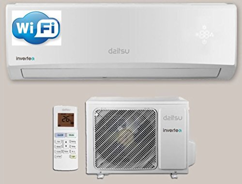 Daitsu CLIMATIZZATORE Inverter ASD18UI-DN 18000 BTU A++ MODULO Wi-Fi Incluso