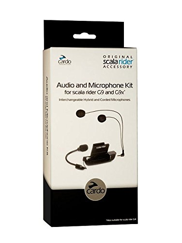 Audio Kit Mikrofon für G9-scala rider G9x