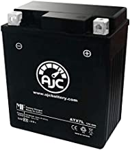 Extreme Battery XTAX7L-BS Powersports Replacement Battery - This is an AJC Brand Replacement