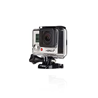 GoPro 3660-023 Hero3+ Silver Edition Actionkamera (10 megapixels) schwarz (B00F3F0EIU) | Amazon price tracker / tracking, Amazon price history charts, Amazon price watches, Amazon price drop alerts
