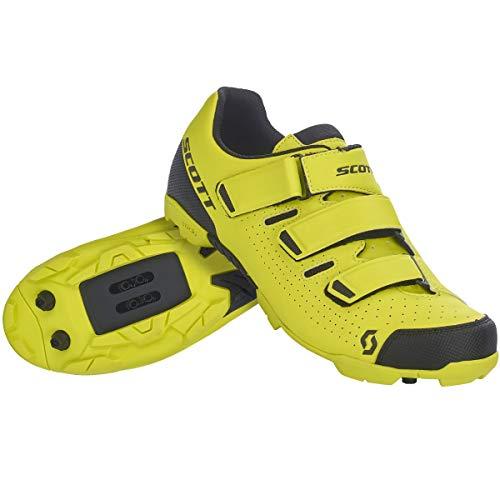 SCOTT 281208, Scarpe Uomo, Yellow/Black, 47.0