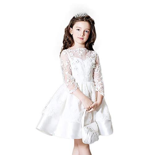 Xiao Jian kostuum, prinses jurk voor meisjes, bloemenmeisjes