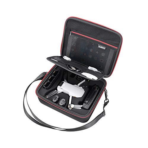 RLSOCO Tasche für DJI Mavic Mini - passend für Mavic Mini Zubehör: Mavic Mini Gehäuse, Controller, 8X Batterien, Ladegerät, Propeller