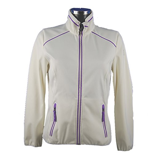 CHERVO Golf Softshell Jacket WINDLOCK Miane creme 112 Gr.36