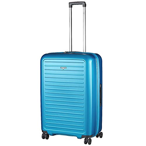 Hardware Impact 4-Rollen-Trolley 75 cm Carribean Blue