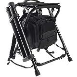 Shrewd SMSSIDEKICKBK Side Kick Removable Black Storage Bag Archery Chair/Stool