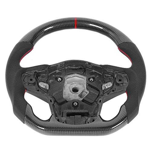 Lenkradfaser-Design Flacher Boden D-Typ Racing zur Modifikation