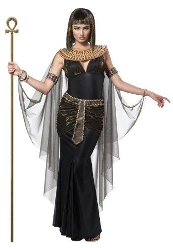 California Costumes Women's Cleopatra Adult, Black, X-Large