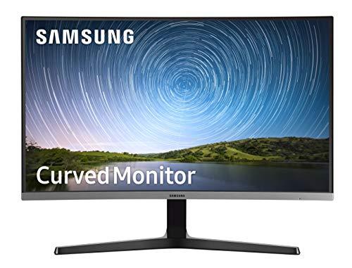 Samsung C27R504FHU Pantalla para PC 68,6 cm (27') Full HD LCD Curva Gris - Monitor (68,6 cm (27'), 1920 x 1080 Pixeles, Full HD, LCD, 4 ms, Gris)