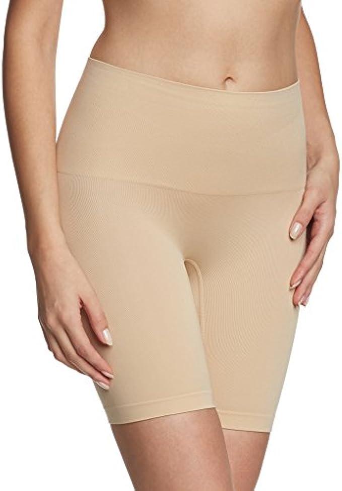 Flexees Women's Maidenform Slim Waisters Thigh Slimmer : Color - Latte Lift, Size - Large (B00QUUAE0U)