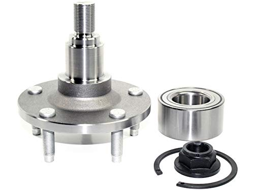Rear Wheel Bearing Hub Repair Kit - Compatible with 2001-2012 Ford Escape FWD