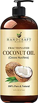 Fractionated Coconut Oil 100%
