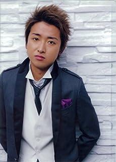 嵐 ARASHI 公式グッズ ARASHI AROUND ASIA 2007 in DOME クリアファイル【大野智】