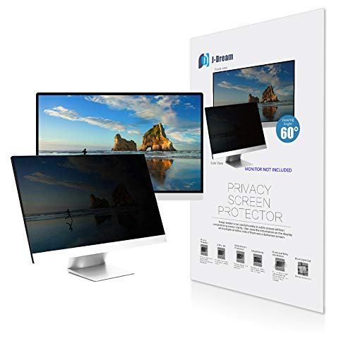 31.5 Inch Privacy Screen Filter for Widescreen Monitor (16:9 Aspect Ratio) -Please Measure Carefully