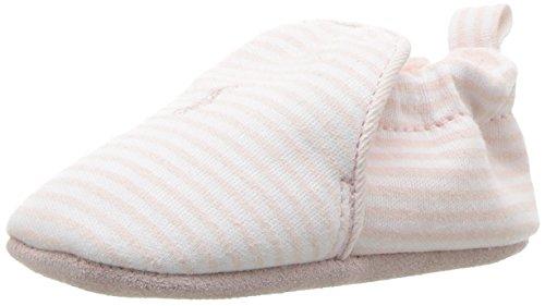 Polo Ralph Lauren Baby Mädchen Light Pink Stripe Percie Hellrosa Streifen, weiß/rosa, 17 EU