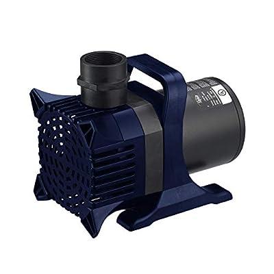 Alpine Corporation Alpine PAL2100 Cyclone Pump-2100 Fountains, Waterfalls, and Water Circulation Pond Pump, 2100 GPH