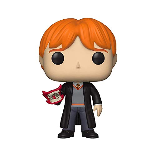 Funko POP! Harry Potter: Ron con el vociferador