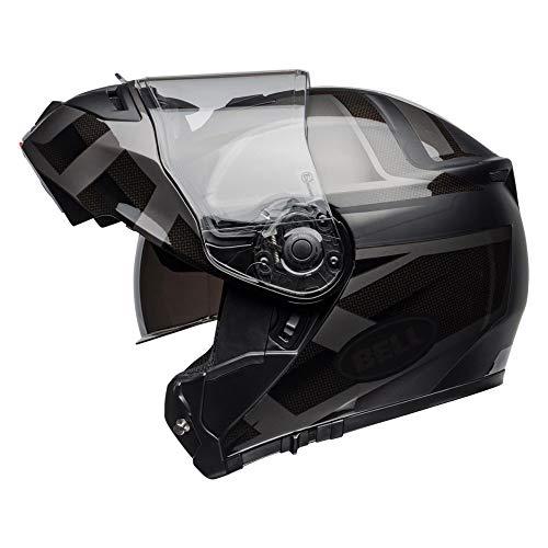 Helm Bell SRT Modular Predator Matt/Gloss Blackout Größe M