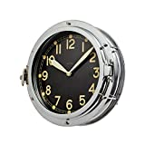 Pendulux, Airship Wall Clock, Home Decoration Aluminum