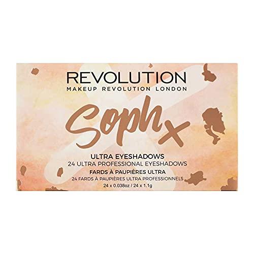 Pateta de Sombras Revolution Soph X Ultra Makeup Pigments